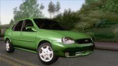 Chevrolet Corsa Classic 2009