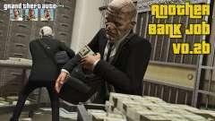 El robo de un banco v0.2b para GTA 5