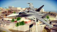 SU-37 Hexagon Madness para GTA San Andreas