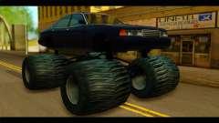 Monster Merit para GTA San Andreas