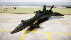 MiG-31 Fire Fox MEC PJ para GTA 4