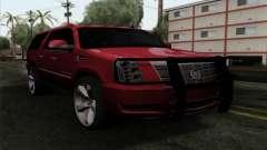 Cadillac Escalade 2013 para GTA San Andreas