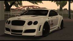 Bentley Continental GT Platinum Motorsport