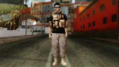 Medic from PMC para GTA San Andreas