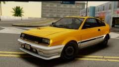 GTA 4 Blista Compact