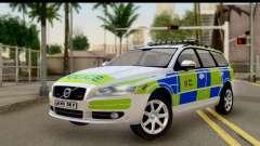 Volvo V70 Kent Police