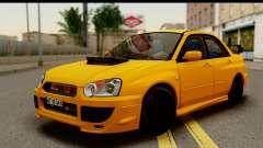 Subaru Impreza WRX STI 2005 Romanian Edition