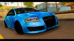 Audi RS6 VIP Star para GTA San Andreas