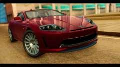 MP3 Dewbauchee XSL650R para GTA San Andreas