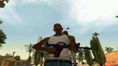 M4A1 Hyper Beast para GTA San Andreas
