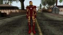 Iron Man Mark 43 Svengers 2 para GTA San Andreas