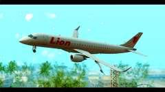 Embraer 190 Lion Air para GTA San Andreas