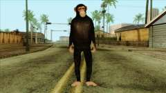 Monkey Skin from GTA 5 v1 para GTA San Andreas