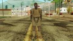 Metal Gear Solid 5: Ground Zeroes MSF v2 para GTA San Andreas
