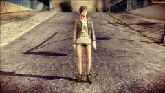 Moira Burton from Resident Evil