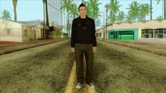 Claude from GTA 5 para GTA San Andreas