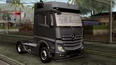 Mercedes-Benz Actros MP4 Euro 6 para GTA San Andreas