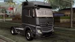 Mercedes-Benz Actros MP4 Euro 6 para GTA San Andreas
