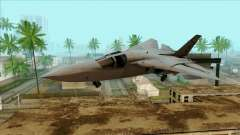 SU-27SK Indonesian Air Force para GTA San Andreas