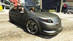 El pasajero v0.1 para GTA 5