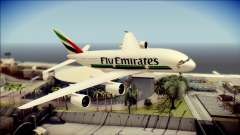 Airbus A380-800 Fly Emirates Airline