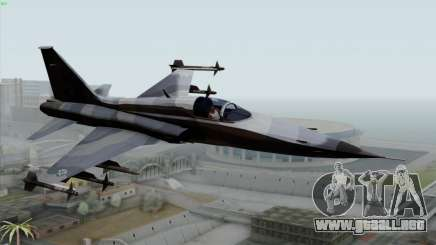 Northrop F-5E Tiger II Wardog Squadron para GTA San Andreas