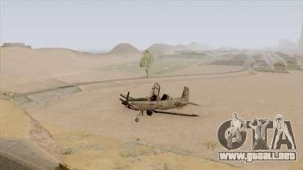 EMB T-6A Texan II US Navy para GTA San Andreas