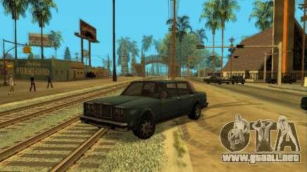 Beta VC Greenwood para GTA San Andreas
