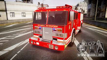 GTA V MTL Firetruck para GTA 4