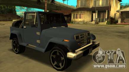 Mesa Final para GTA San Andreas