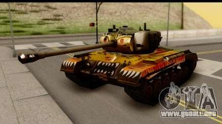M26 Pershing Tiger para GTA San Andreas