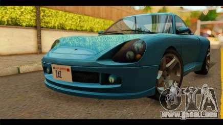 GTA 5 Pfister Comet para GTA San Andreas
