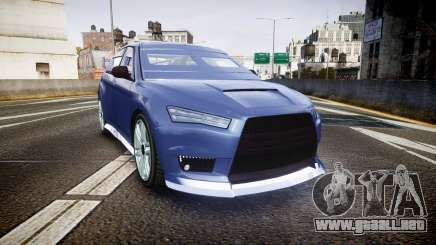GTA V Karin Kuruma Armored color para GTA 4