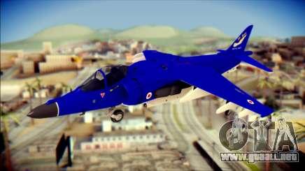 GR-9 Royal Navy Air Force para GTA San Andreas