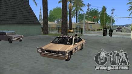 Bloodring Premier para GTA San Andreas