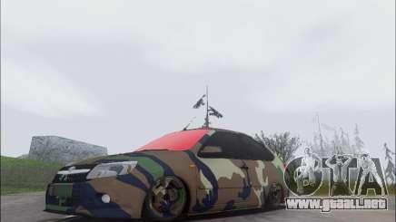 Lada Granta Liftback Coupe para GTA San Andreas