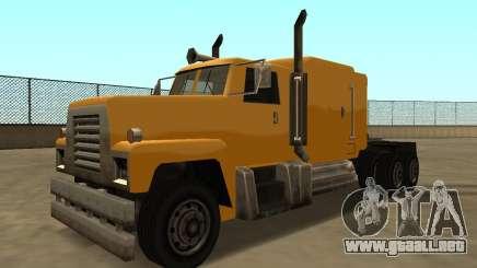 PS2 Tanker para GTA San Andreas