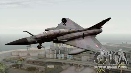 Dassault Mirage 2000-N SAM para GTA San Andreas