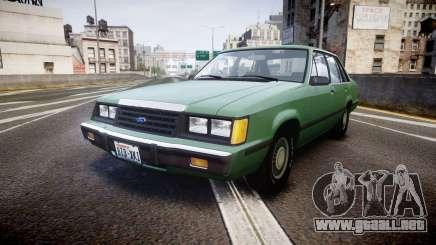 Ford LTD LX 1985 v1.6 para GTA 4