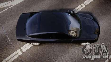 Dodge Charger SWAT Tactical Unit [ELS] rbl para GTA 4 visión correcta
