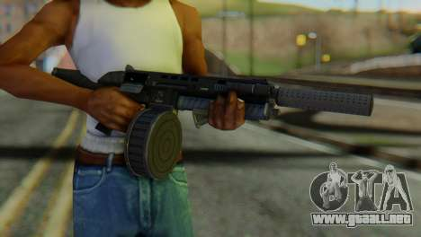 Assault Shotgun GTA 5 v2 para GTA San Andreas tercera pantalla