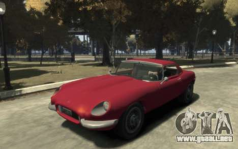 Enus Windsor Classic para GTA 4 left