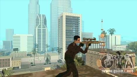 Vusi Mu para GTA San Andreas sucesivamente de pantalla
