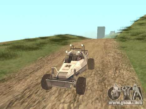 Buggy from Just Cause para GTA San Andreas left