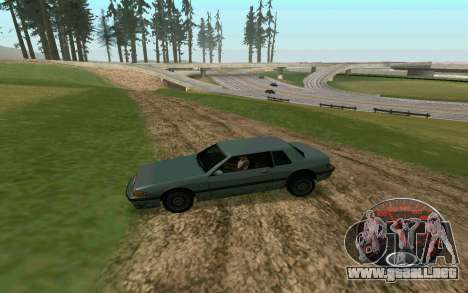 Velocímetro Lada para GTA San Andreas tercera pantalla
