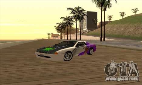 Vinilo Alado. para GTA San Andreas