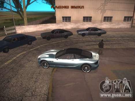 ENB Dark Orbit para GTA San Andreas sexta pantalla