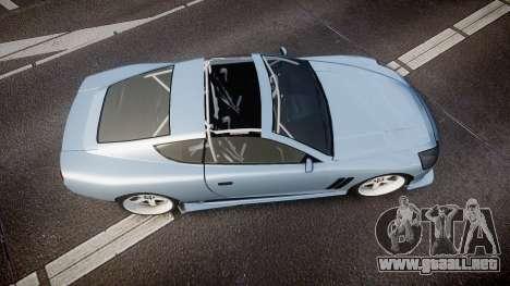 Dewbauchee Super GT Tuning para GTA 4 visión correcta