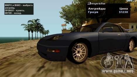 Ruedas de GTA 5 v2 para GTA San Andreas