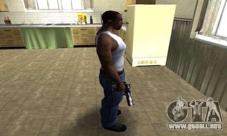 Field Tested Deagle para GTA San Andreas tercera pantalla